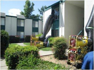 Heat Treatment Of Apartment